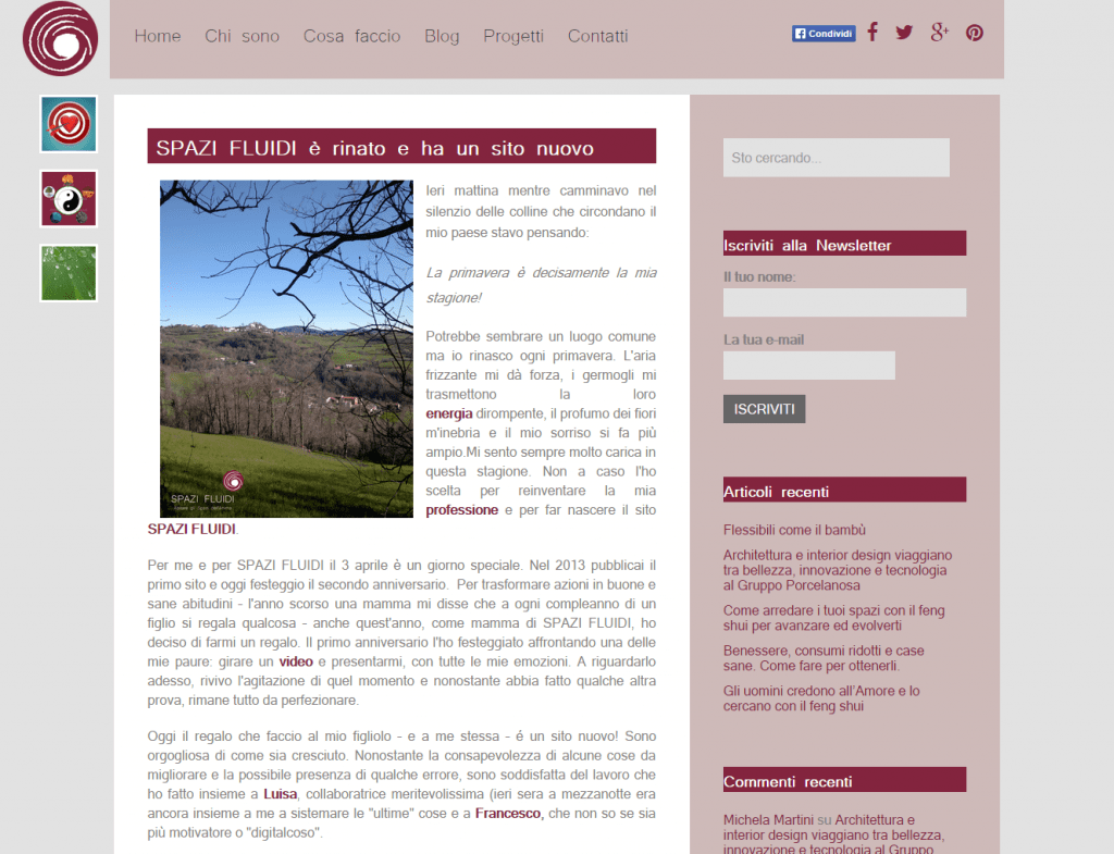 blog Spazi Fluidi